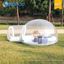 Надувные барбекю событий купол палатки Свадебный надувной шатер палатка