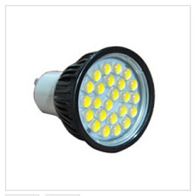 SMD5050 5W Dimmable LED Lamp with GU10 Base