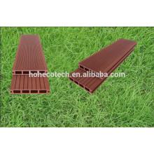 140 * 25mm Ipe Holz-Plastik-zusammengesetzter Decking-wasserdichter WPC-Decking-Boden