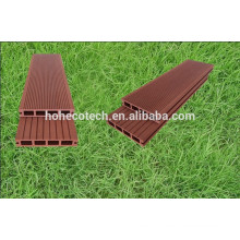 140*25mm Ipe Wood Plastic Composite Decking Water-Proof WPC Decking Floor