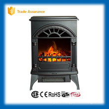 110-120V small freestanding electric stove fireplace heater