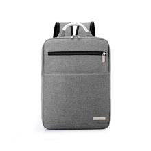 Custom Men Black Back Pack Notebook Business Bag Backpack laptop travel multifunctional polyester backpack