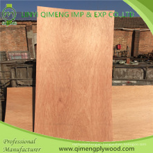 Poplar Core Bintangor Veneer Face Door Skin Plywood with Cheap Price