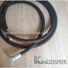 Kingdaflex high pressure oil resistant hydraulic hose assembly