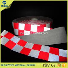 cinta reflectante pvc coser