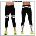 Compression Gym Sports Pantalons Running Leggings Fitness Wear for Men
