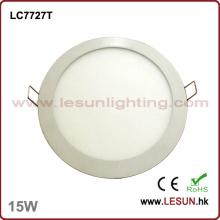 15W Round Slim LED Panel Light (LC7727T)