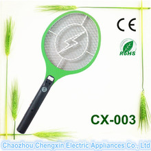 Vendas Hot Recarregável Mosquito Swatter Big Size Bat com Lanterna