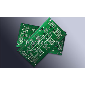 Panneau de carte PCB d'immersion