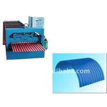 QJ telhado hidráulico encurvamento máquina de prensagem