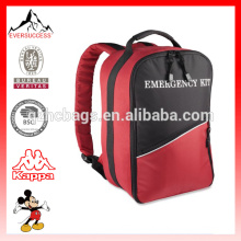 Durable First Aid Kit Bag Polyester Emergency Bag Backpack Medical Bag