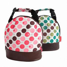 Fashion and beautiful diaper bag