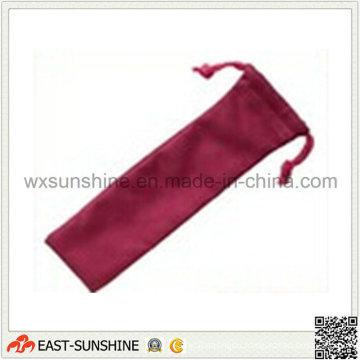 Custom Printed Microfiner Bag for Watch (DH-MC0282)