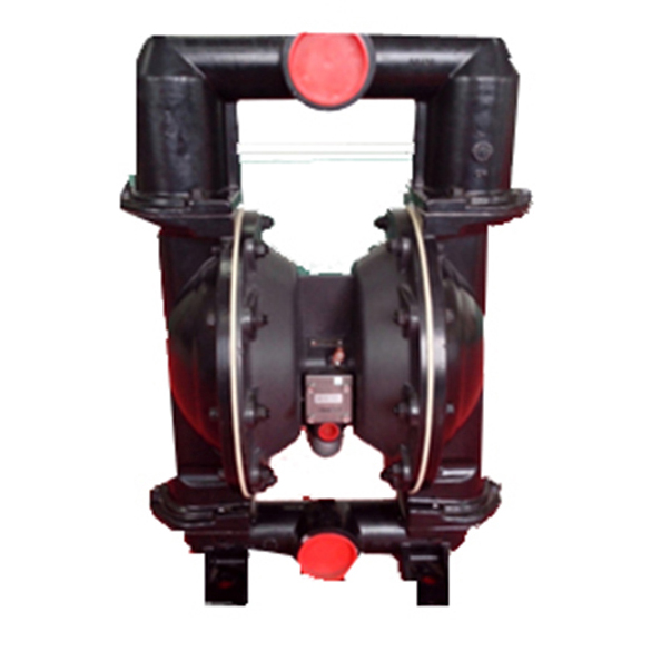 Two Diaphragms Pneumatic Pump