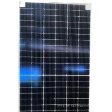 166mm 120cells JA 350w solar panel monocrystalline