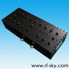 combinador pasivo de RF de paso bajo Filtro de cavidad antiinterferente de filtro PIM bajo