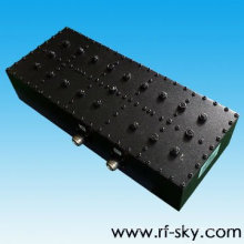 low pass RF Passive combiner Low PIM Filter Anti-interference Cavity Filter