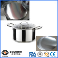 Different Temper Aluminium Disc Cookware 1050