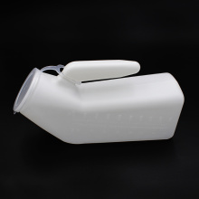 Plastic White Portable Urinal