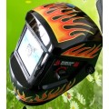 Safety helmet type welding helmet Code.7030