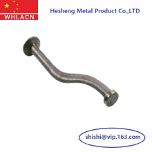 Construction Building Metal Components Curved Pin Anchor