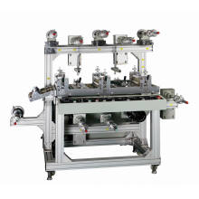 Change Bottom Release Liner Auto Multiwall Laminating Machine