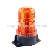 Flash Traffic Signal Manufacturer Flashing Safety Bernsteinfarbene Abdeckung Wasserdichtes Blitzlicht