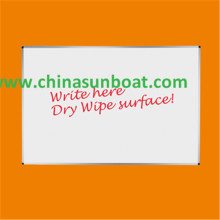 Sunboat Esmalte Board / Enamel Writing Board / Oficina / Escuela