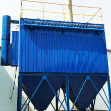 Industrial filter baghouse for dust removal system