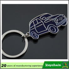 Factory OEM Custom Design Metal Car Keychain