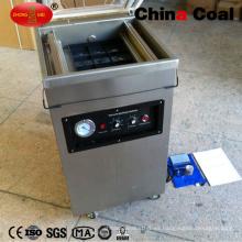 Dz500-2D Máquina de envasado de cámaras de vacío para alimentos