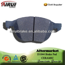 D1044 Japanese Car Disc Brake Pad for Mazda3 2004-2006 F auto Parts