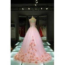 1A416 Atacadista Fairy Flowers Estilo chinês Personalizar Beading Vestidos de noite Alibaba