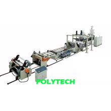 ABS&PMMA Composite Sheet Extrusion Line