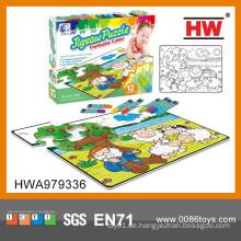 Heißer Verkauf Puzzlespiel-Spiel-Kind-pädagogisches Produkt-Spielzeug