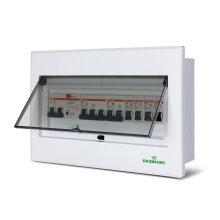 Uso da caixa de distribuição no quadro de distribuição (Yt-11-06)