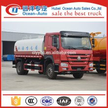 10000L 4x2 SINOTRUK HOWO camión de agua venta