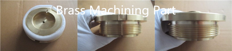 Brass machining Valve parts