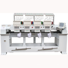 OEM 4 Head Multi-Color Computerized Commercial Embroidery Machine Price