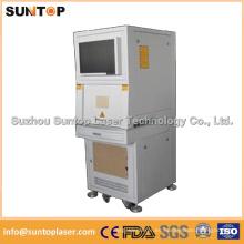 Sistema de marcado por láser de fibra de tipo completo / Máquina de marcado por láser de fibra
