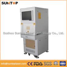 Máquina automática da marcação do laser de 20W / máquina cheia da marcação do laser do tipo Europa
