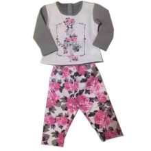Baby Pajamas in Children Sport Wear Clothes Sq-17108