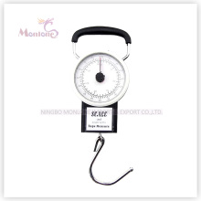 35kg Hot Sale Plastic Mechanical Luggage Scale (10.8*7.7*3.3cm)