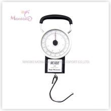 Escala de bagagem mecânica plástica da venda 35kg quente (10.8 * 7.7 * 3.3cm)