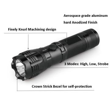 3 AAA Bright Safety Flashlight