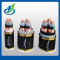 10KV aisló el cable de transmisión de media tensión forrado PVC resistente al agua