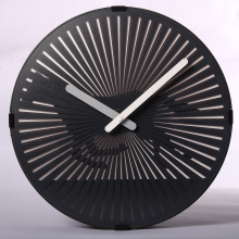 Motion Wall Clock- Caballo al galope
