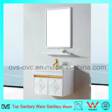New Design High Quality Bathroom Aluminum Cabinets