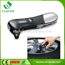 Affichage à cristaux liquides calibre de pression numérique des pneus