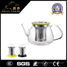 Premium Quality Glass Teapot Transparent Coffee Pot